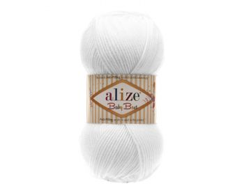Alize Baby Best 55 White