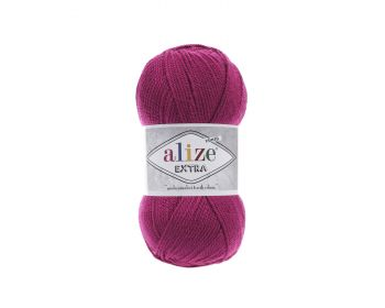 Alize Extra 48 Dark Fuchsia