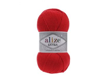 Alize Extra 56 Red
