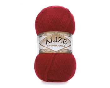 Alize Angora Gold 106 Red