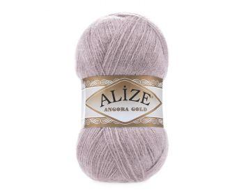 Alize Angora Gold 163 Rose Grey