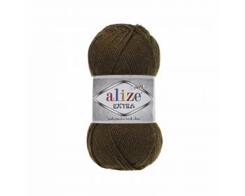Alize Extra 214 Olive Green