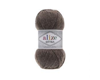 Alize Extra 240 Brown Melange