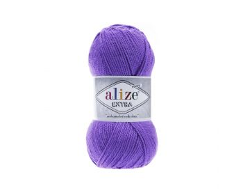 ALIZE EXTRA 644 Amethyst