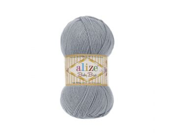 Alize Baby Best 119 Silver Grey