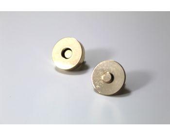 Μαγνητάκι με ποδαράκι 18mm Χρυσό