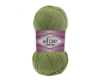 Alize Cotton Gold 385 Green