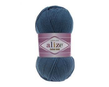 Alize Cotton Gold 17 Petrol