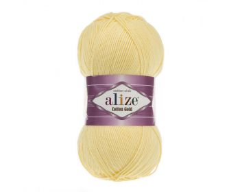 Alize Cotton Gold 187 Light Yellow