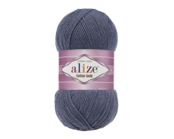 Alize Cotton Gold 203 Denim Melange