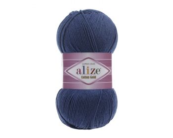 Alize Cotton Gold 279 Midnight Blue