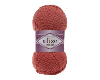 Alize Cotton Gold 38 Coral