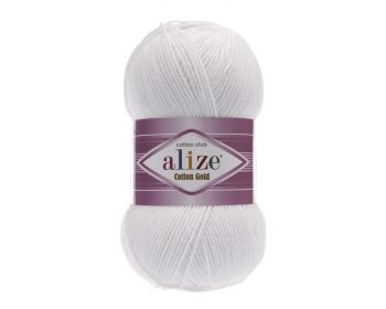 Alize Cotton Gold 55 White