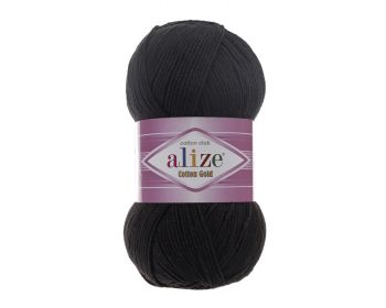 Alize Cotton Gold 60 Black