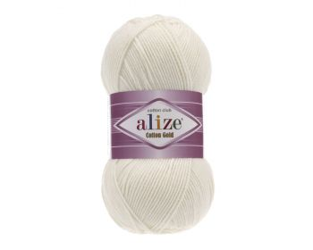Alize Cotton Gold 62 Light Cream