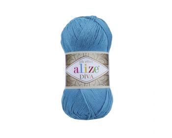 Alize diva 245 Sochi Blue