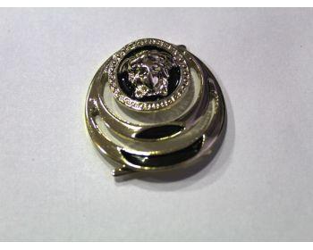 φιγούρα Μέδουσα 4.7x5εκ. Ανοιχτό Χρυσό