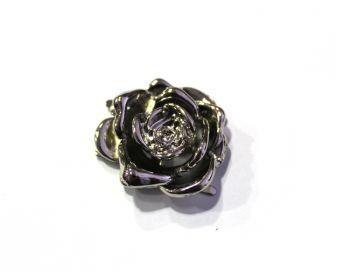 Φιγούρα τριαντάφυλλο 3.5εκ. Νίκελ